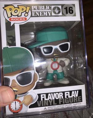 Flavor Flav Funko Pop for Sale in Hawthorne, CA