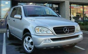 I have 2002 mercedes ml320 for parts for Sale in Lake Worth, FL