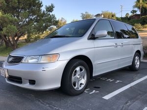 2001 Honda Odyssey LX ( smogged ) for Sale in El Cajon, CA