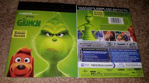 The grinch 4k for Sale in Downey, CA