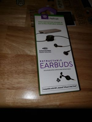Retractable earbuds for Sale in Fort Worth, TX