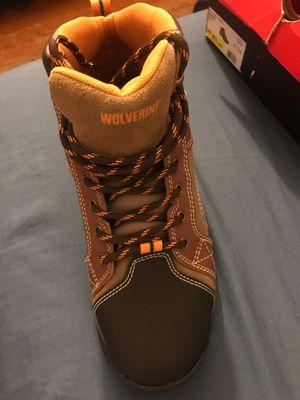 Men's Chisel Mid-cut Steel Toe Work Boot sz 8.5 for Sale in Lynn, MA