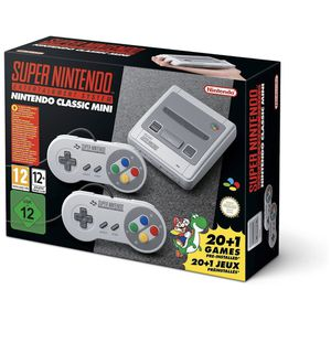 Super Nintendo SNES Classic Mini Europe edition for Sale in Miami, FL