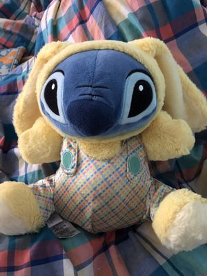 Exclusive Disney Store Easter Stitch Plush for Sale in Alexandria, VA