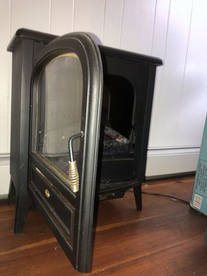 Fireplace space heater for sale for Sale in Cranston, RI