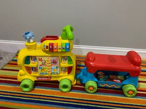 Toy ABC and number Train for Sale in Alexandria, VA