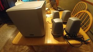 Boston Acoustic Surround Sound for Computer for Sale in Enfield, CT