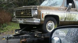 75 suburban parting out not a 4by4 for Sale in Seattle, WA