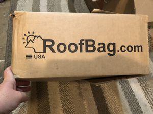 Roofbag Car Roof Carrier for Sale in Kensington, MD