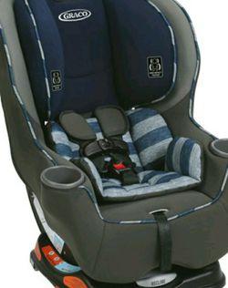 Graco Sequel 65 Convertible Car Seat with 6-Position Recline, Caden Navy for Sale in Sylmar,  CA