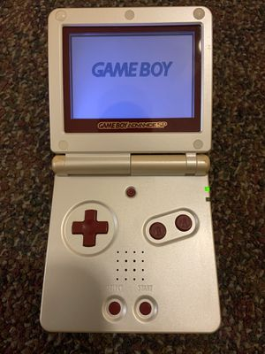 Famicom edition Gameboy advance sp for Sale in Hampton, VA