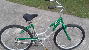 """Schwinn Panther Beach Cruiser like new with 26"""" tires, 17"""" frame. for Sale in Wesley Chapel, FL"""