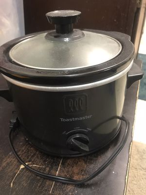 Toastmaster cooker for Sale in Des Plaines, IL