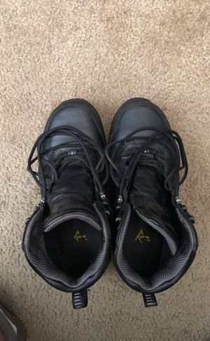 Size 9 Steel Toe Work Boots for Sale in Cary, NC
