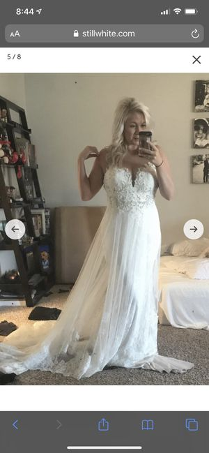 Wedding dress for Sale in Nashville, TN
