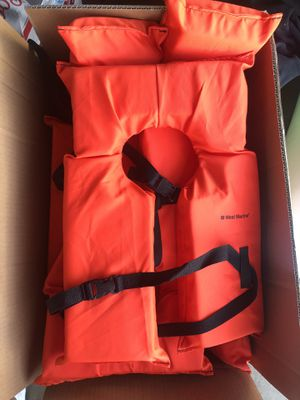 Type II PFD life jacket for Sale in Anaheim, CA