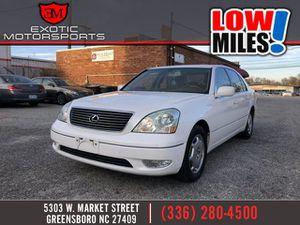 2002 Lexus LS 430 for Sale in Greensboro, NC