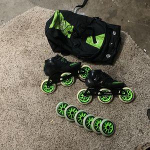 Luigino Speed Skate Gear for Sale in Bonney Lake, WA