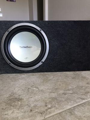 Rockford Fosgate Speaker for Sale in Laveen Village, AZ