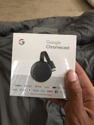 Brand New Google Chromecast for Sale in St. Louis, MO