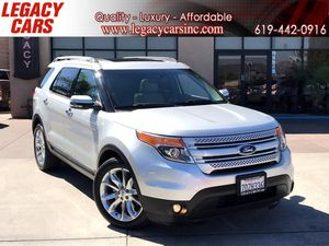 2014 Ford Explorer for Sale in El Cajon, CA