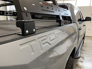 RCI BED RACK WITH TONNEAU COVER ADAPTERS for Sale in Watsonville, CA