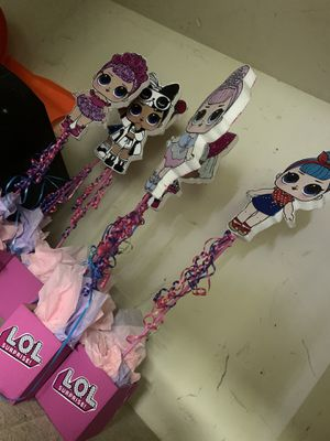 7 LOL DOLLS for Sale in Garden Grove, CA