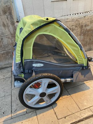 InStep double bike trailer/stroller for Sale in Beaverton, OR
