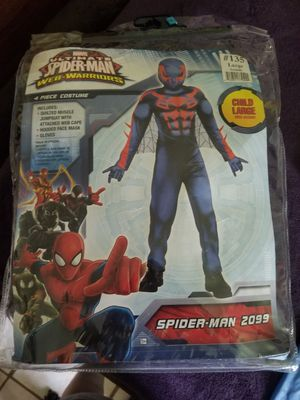 Halloween Spider Man Costume for Sale in Miami, FL