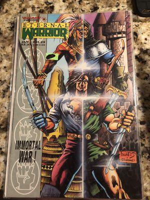 Eternal Warrior comic for Sale in Alexandria, VA