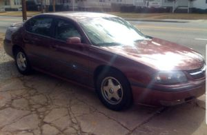 2001 Chevy impala Maroon for Sale in Tampa, FL