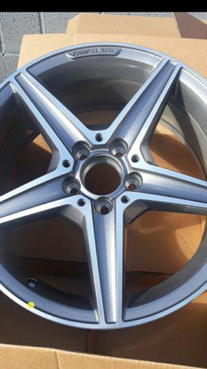"18"" MERCEDES BENZ AMG C43 C300 CLA CLK METRIS WHEELS RIMS for Sale in Torrance, CA"