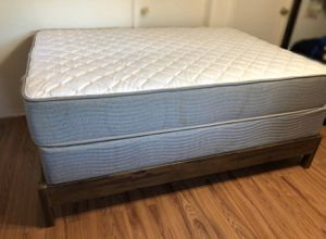 Full size Bed for Only $200!! for Sale in Stockton, CA