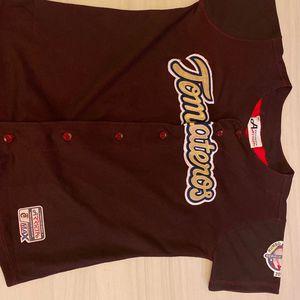 2017 Tomateros De Culiacan Women's Baseball Jersey for Sale in San Diego, CA