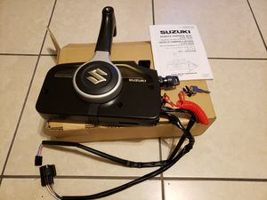 Suzuki marine side remote control for Sale in Kissimmee, FL