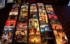 38 Action Movies for Sale in Norco, CA