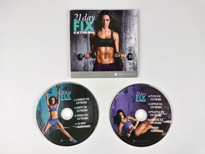 Beachbody 21 Day Fix Extreme 2 DVD Set for Sale in Elverson, PA