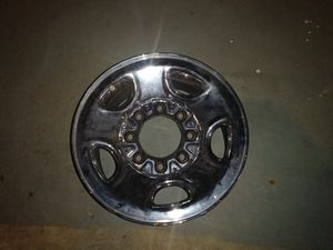 "OEM GM steel rims 16"" for Sale in Groveport, OH"