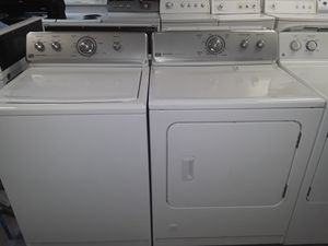 Maytag centennial washer and gas dryer set for Sale in Las Vegas, NV