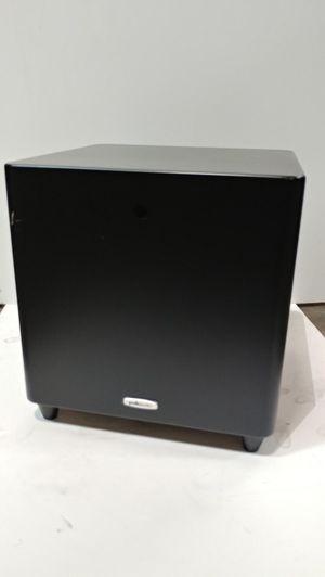 Subwoofer polk audio DSW PRO 550 sub 10 inch for Sale in Anaheim, CA