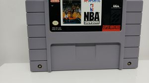 SUPER NINTENDO NBA SHOWDOWN for Sale in St. Louis, MO