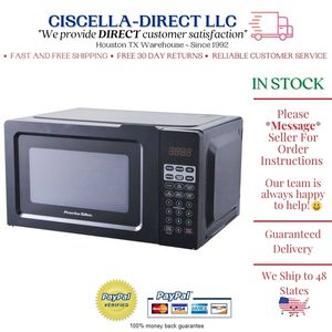 Countertop Kitchen Digital LED Microwave Proctor Silex 0.7 Cu.ft 700W for Sale in Houston, TX