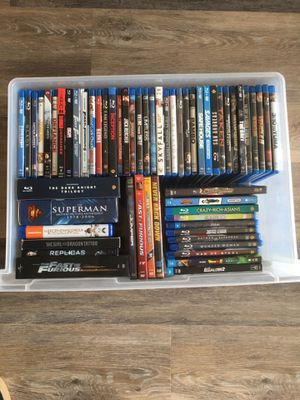Blueray & DVDs for Sale in Minot, ND