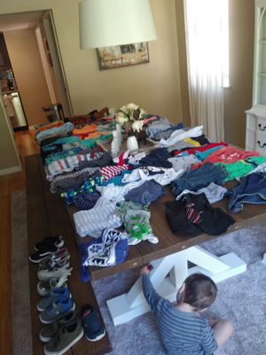Toddler boy clothes for Sale in Inverness, FL