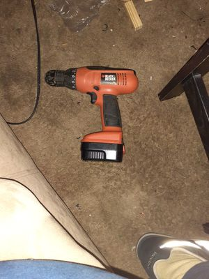 Black and decker tool for Sale in Milton, FL