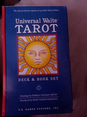 Tarot Cards with book for Sale in Denver, CO