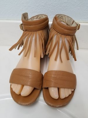 Michael kors ankle sandals size 6 for Sale in Fort Myers, FL