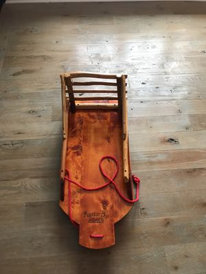Mountain boy sledworks sled for Sale in Barrington, IL
