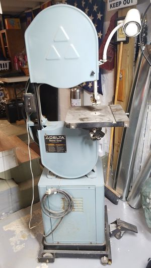 """14"""" Delta Band Saw Model 28-203 for Sale in Staten Island, NY"""