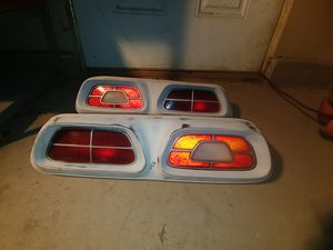 Mercury comet tail lights for Sale in North Las Vegas, NV